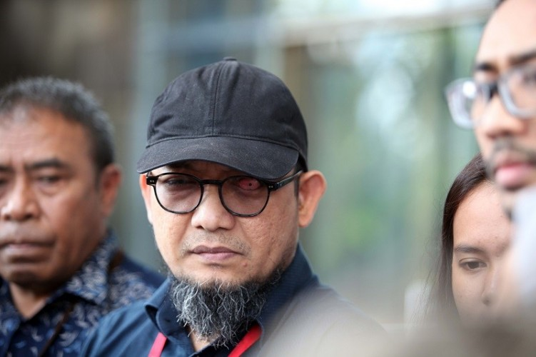 Motif dan Aktor Intelektual Penyerangan Novel Diminta Diungkap