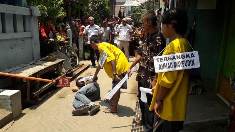Motif Pembunuhan Preman di Cilincing Terungkap