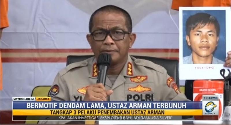 Motif Pembunuhan Ustaz di Tangerang karena Dendam Istri Disetubuhi