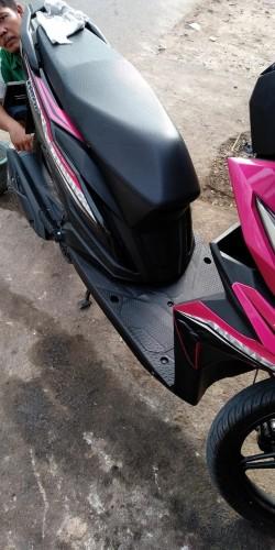 Motor Staf Bawaslu Kota Raib di Pascasarjana UIN