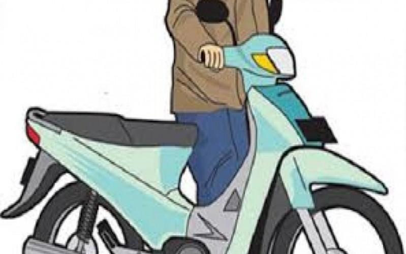 Motor Warga Kotakarang Raib saat Belanja di Pasar