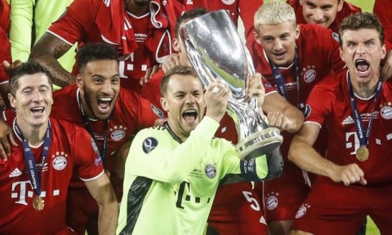 Muenchen Juara Piala Super Eropa Usai Tekuk Sevilla