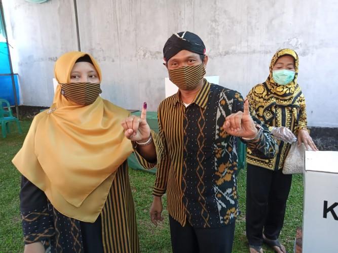 Mufti Salim Pasrah Atas Hasil Pungutan Suara