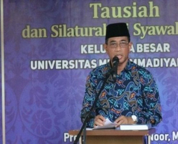 Muhammadiyah Awali Puasa 24 April 2020