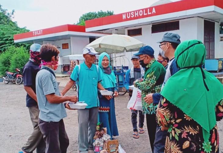Muhammadiyah Bantu Kebutuhan Warga Lampung