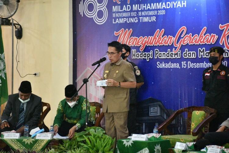 Muhammadiyah Diharapkan Jadi Pelopor Organisasi Keagamaan