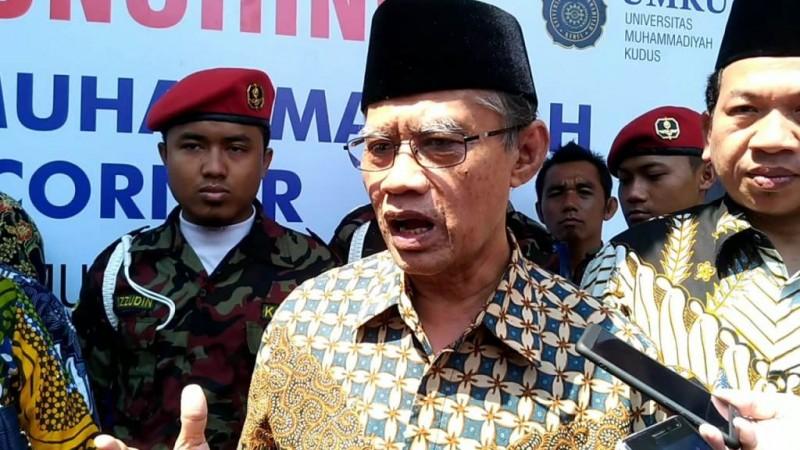 Muhammadiyah Tak Masalah Menteri Agama Pensiunan TNI