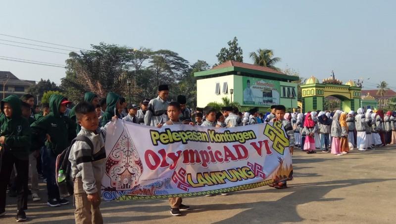 Muhammadiyah Target Pertahankan Lima Besar OlympicAD VI
