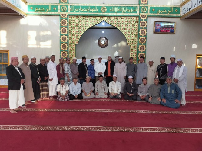 MUI Pusat Kunjungi Kampung Bahasa Arab