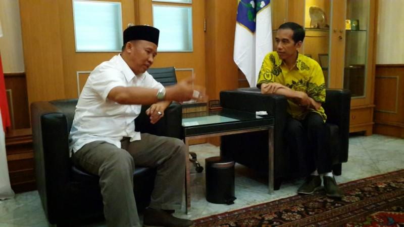 Mukhlis Basri Siap Kawal Nawa Cita Jokowi di Lampung