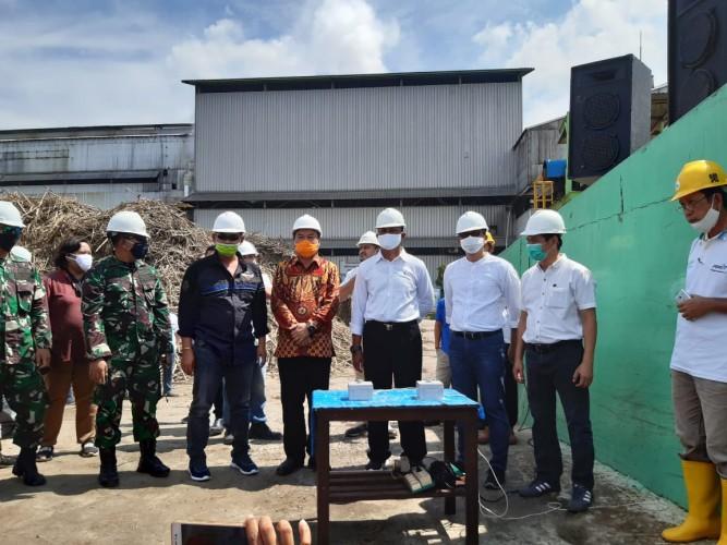 Mulai Beroperasi, PT BCN Target Produksi 104 Ribu Ton Gula