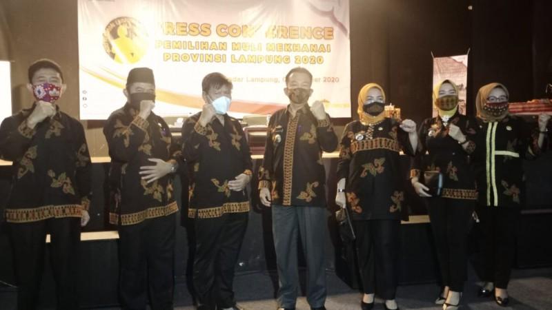 Muli-Mekhanai Diminta Jadi Agen Promosikan Pariwisata Lampung