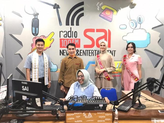 Muli Mekhanai Lampung Ingin Maksimal Perkenalkan Pariwisata Daerah