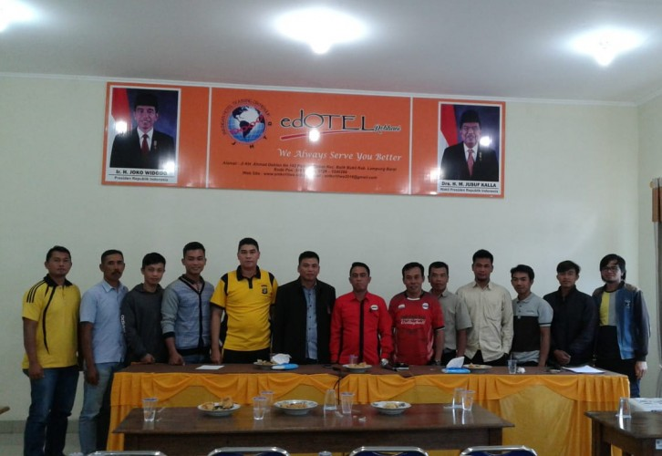 Musaddat, pimpin PBVSI Lambar 2018-2023