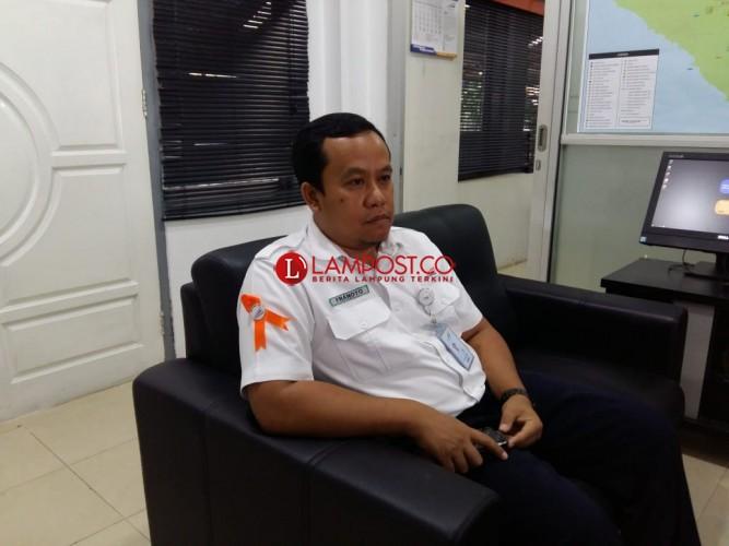 Musim Arus Mudik - Balik 2018, PT KAI Tanjungkarang Angkut 78.234 Penumpang