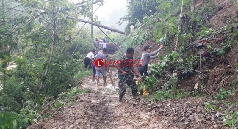 Musim Hujan, Lambar Siaga Antisipasi Bencana