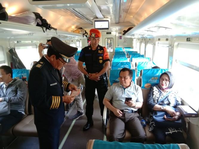 Musim Nataru 2020, KA Tanjungkarang Angkut 67.955  Penumpang