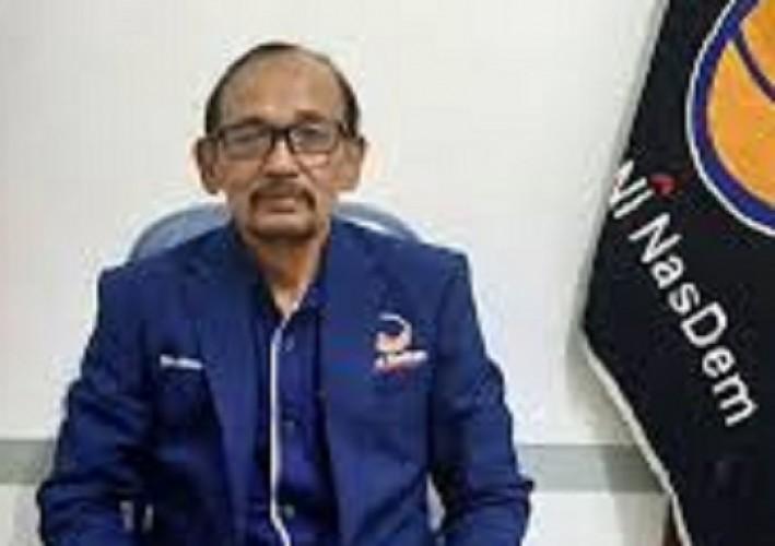 Faktor Usia, Alasan Musiran Mundur Jadi Ketua DPD NasDem Pesawaran