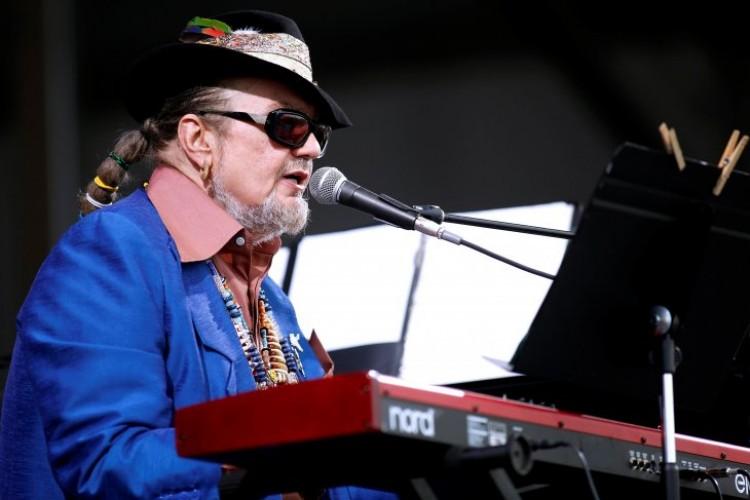 Musisi Peraih Grammy Dr. John Meninggal Dunia