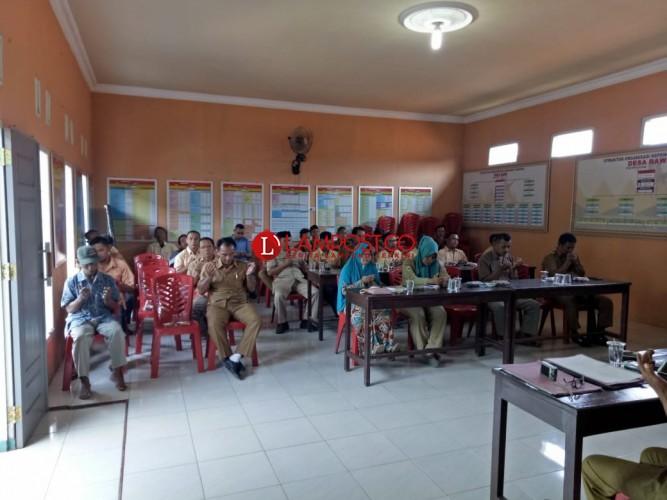 Musrenbanngdes TA 2019, Desa Rawi Bangun Tiga Prioritas
