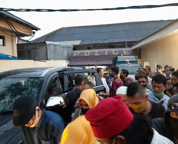Musyawarah Tertutup Gugatan Ike-Zam dengan KPU Masih Buntu