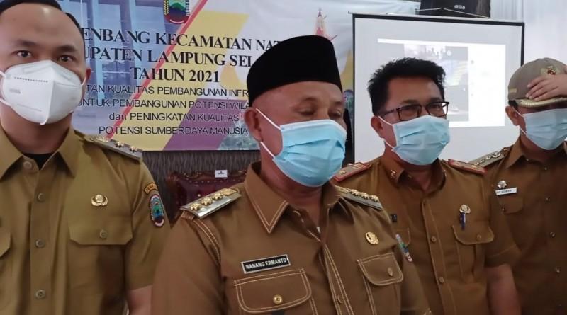 Nanang Dukung Pembentukan Kabupaten Baru