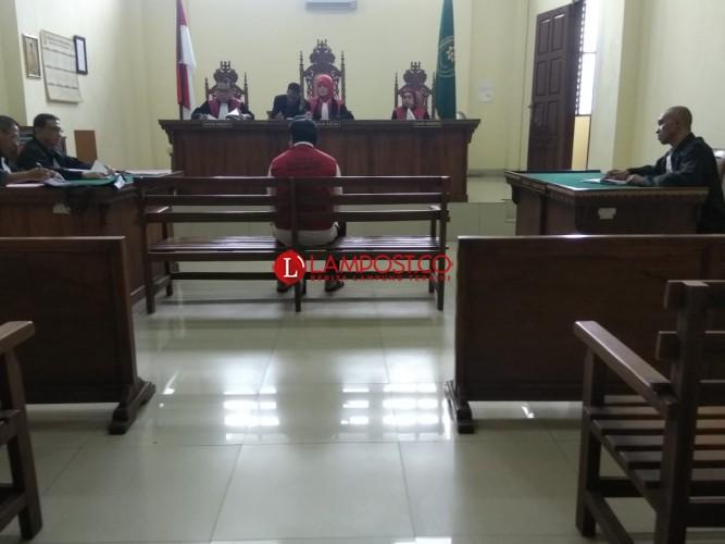 Napi Cipinang, Pemilik 3.000 Ekstasi dan Sabu 5 Kg Disidang