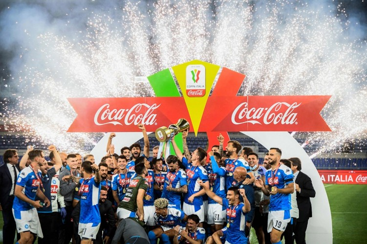 Napoli Juara Coppa Italia Usai Bungkam Juve