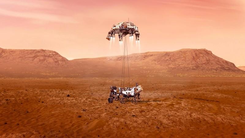 NASA Cari Jejak Kehidupan Mikroba Kuno di Mars