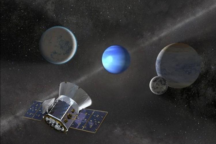 NASA Temukan Planet Asing