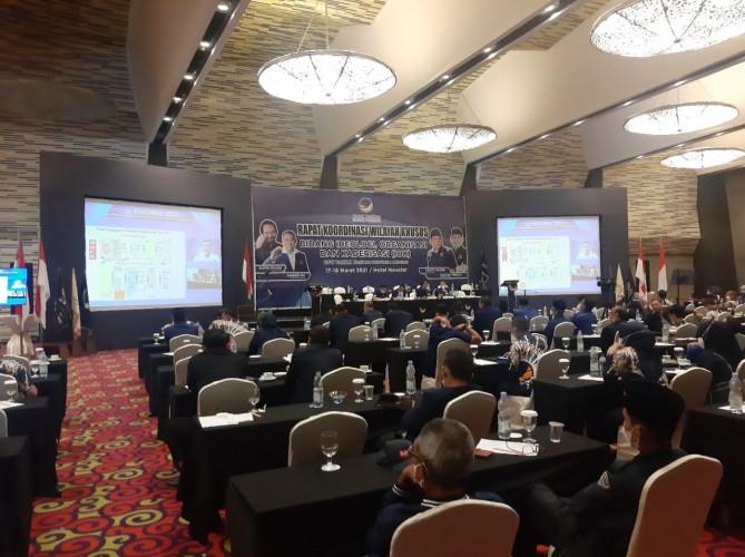 NasDem Lampung Andalkan Generasi Milenial