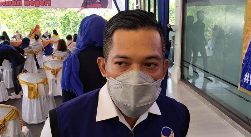 NasDem Lampung Tunggu SK Soal Penunjukkan Imam Syuhada Calon Wabup Lampura