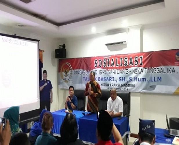 NasDem Mengacu Hasil Survei dan <i>Track Record</i> Calon