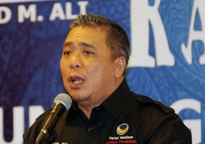 NasDem: Organisasi FPI Bertentangan dengan Hukum