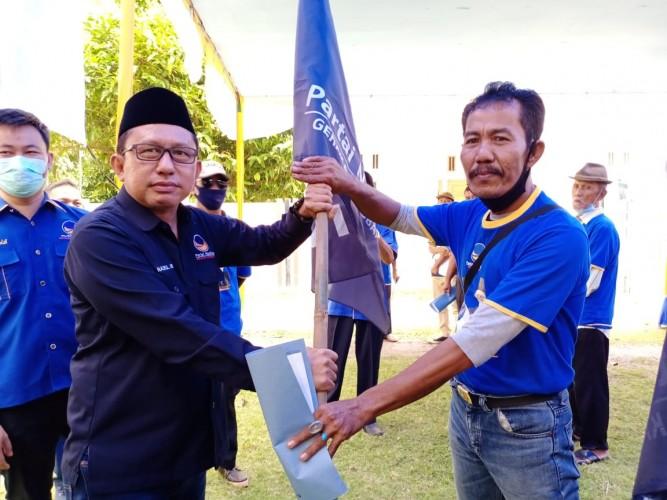 NasDem Pesisir Barat Lantik DPRtdi Tiga Kecamatan