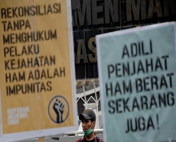Negara Harus Beri Kompensasi untuk Korban Pelanggaran HAM