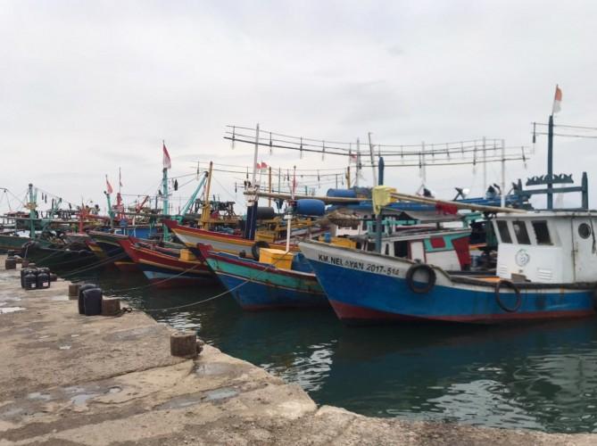 Nelayan di Perairan Lampung Diimbau Tidak Melaut