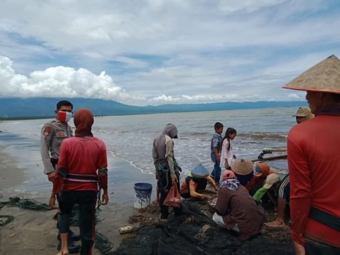 Nelayan Diserang Buaya Alami Luka di Kaki Kiri