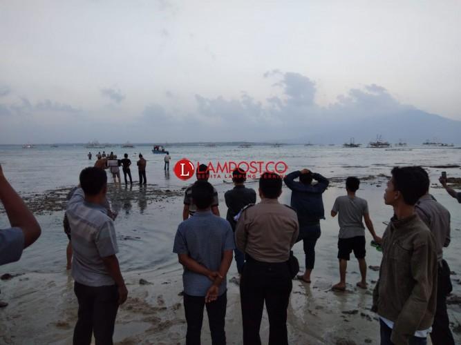 Nelayan Hilang saat Melaut di Kuala Stabas Belum Ditemukan