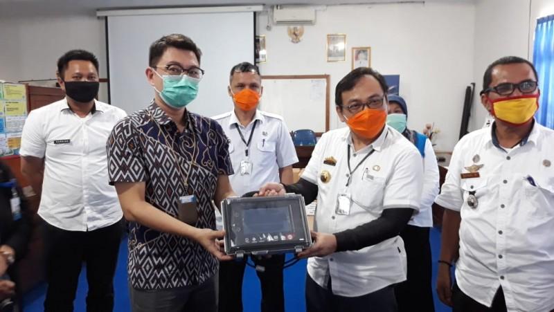 Nelayan Lampung Terima Bantuan Alat Yukom VMA