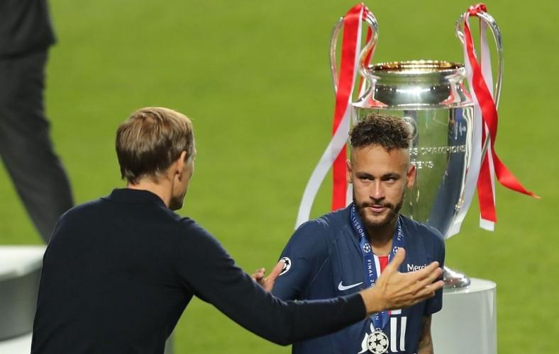 Neymar dan Mbappe Jadi Sorotan Usai PSG Gagal Juara
