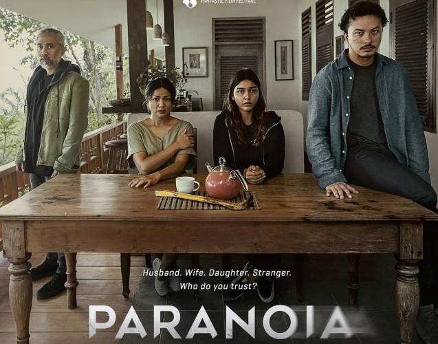 Nicholas Saputra Tampil Beda di Film Paranoia