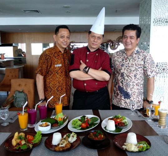 Nikmati Variasi Kuliner Berbeda Tiap Hari di Emersia