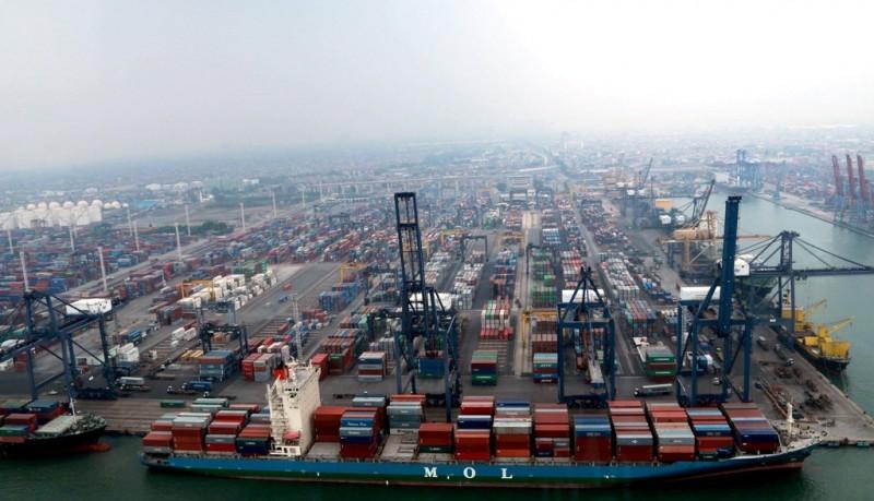 Nilai Impor Provinsi Lampung Turun