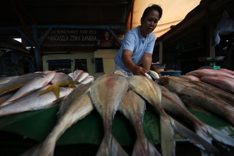 Nilai Tukar Petani Subsektor Perikanan Tangkap Oktober Tertinggi