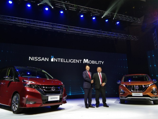 Nissan Luncurkan Dua Model MPV Baru