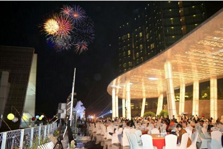 Novotel Siapkan Perayaan Tahun Baru Bernuansa Pantai