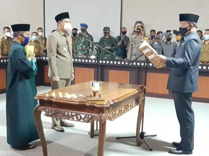 Novriwan Jaya Disebut Calon Kuat SekkabTubaba