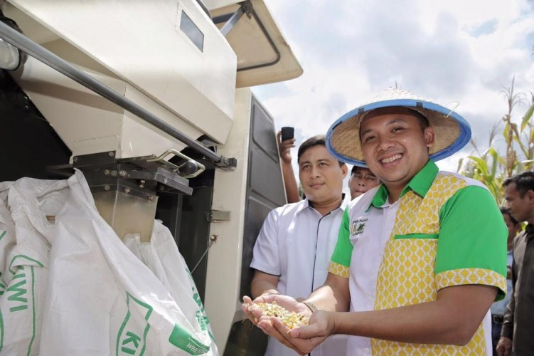 NTP Lampung Terbaik se-Sumatera, Gubernur Ridho Minta Pertahankan