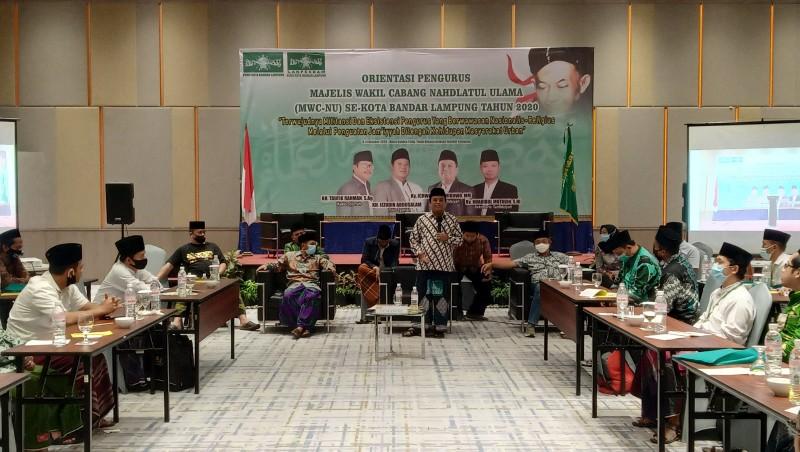 NU Akan Syiarkan Islam Ramah Hingga Kecamatan